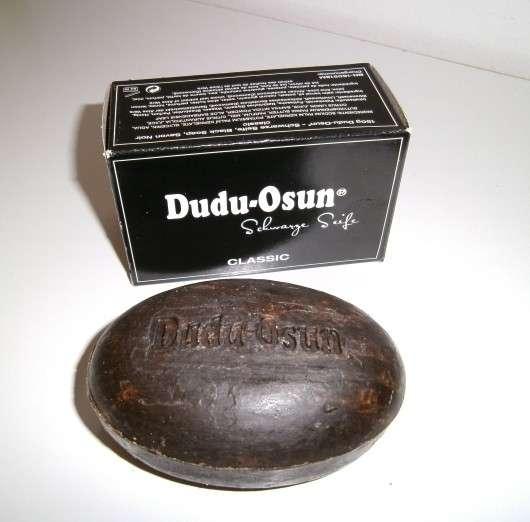 Test Stückseife Dudu Osun Classic Schwarze Seife Testbericht